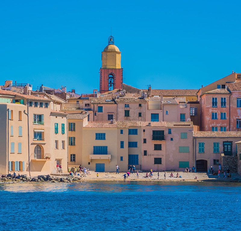 Clocher Saint-Tropez